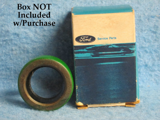 1971 72 73 Ford Pinto NOS RH Inner Rear Wheel Seal