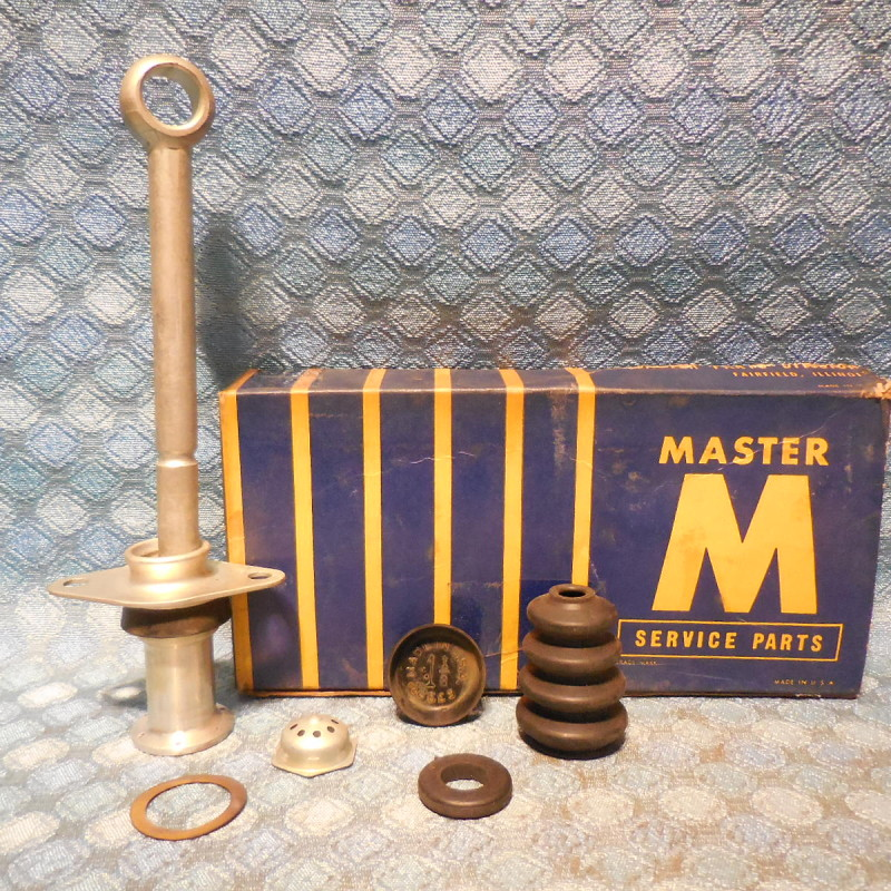 1958-61 Chrysler Dodge DeSoto Plymouth NORS Master Cyl Repair Kit 59 60 (SEE AD)