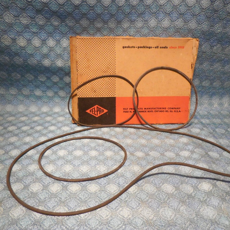 "1950-1952 Chevrolet Powerglide NORS ""O"" Ring Seal Set 1951"