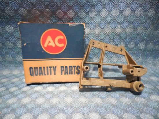 1961 1962 Cadillac NOS AC Speedometer Frame & Jewell Cup Assembly # 1589485