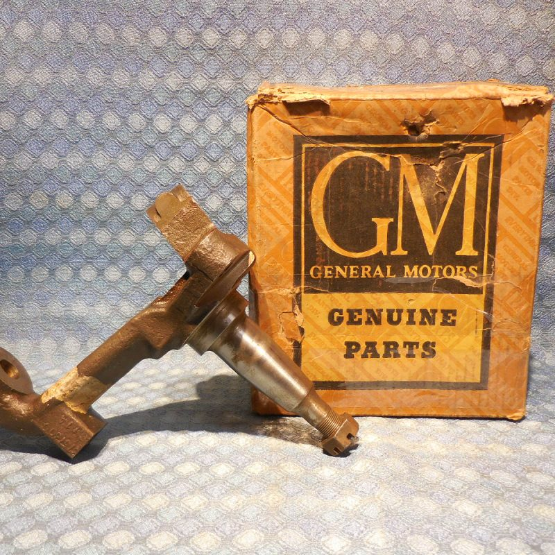 1962 Chevrolet Series 10 Truck 2 W/D NOS GM Steering Knuckle Assy # 3797525