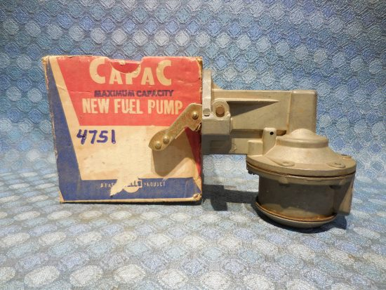 1957-1963 Chrysler DeSoto Dodge Plymouth NORS Fuel Pump V8  58 59 60 61 62 #4751