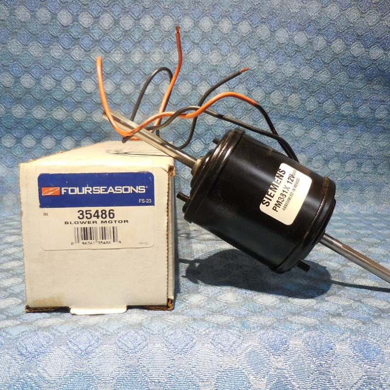 NEW Four Seasons HVAC Blower Motor # 35486