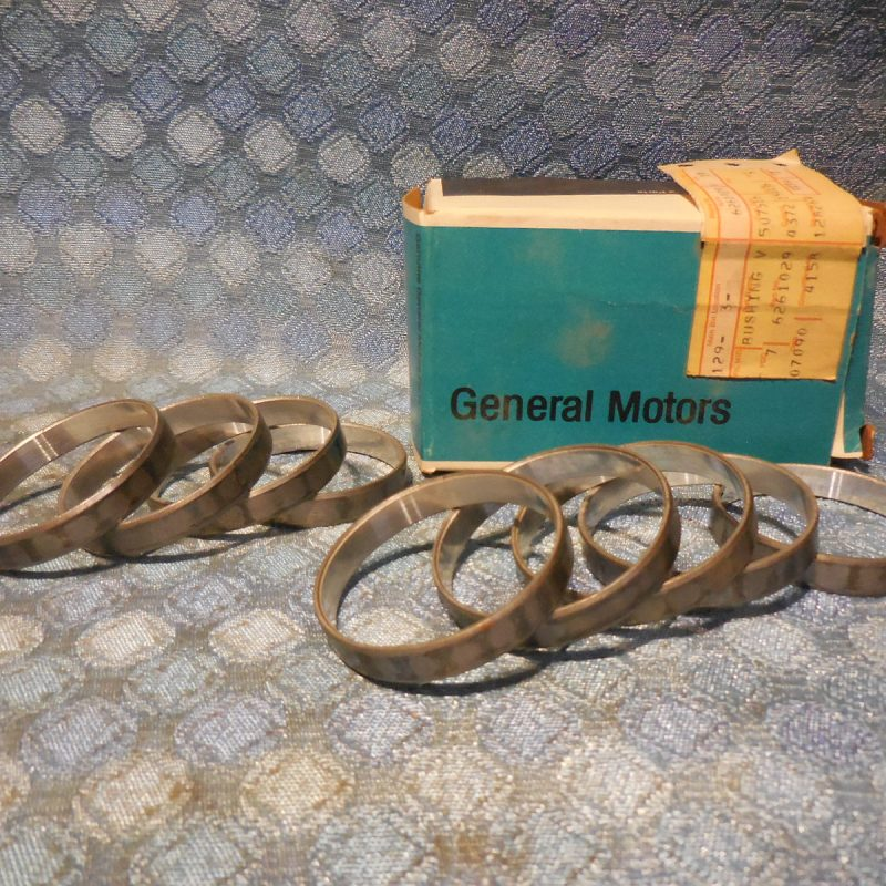 1969-1985 GM THM250 THM 350 NOS Box of 9 Input Ring Gear Support Bushing 6261029