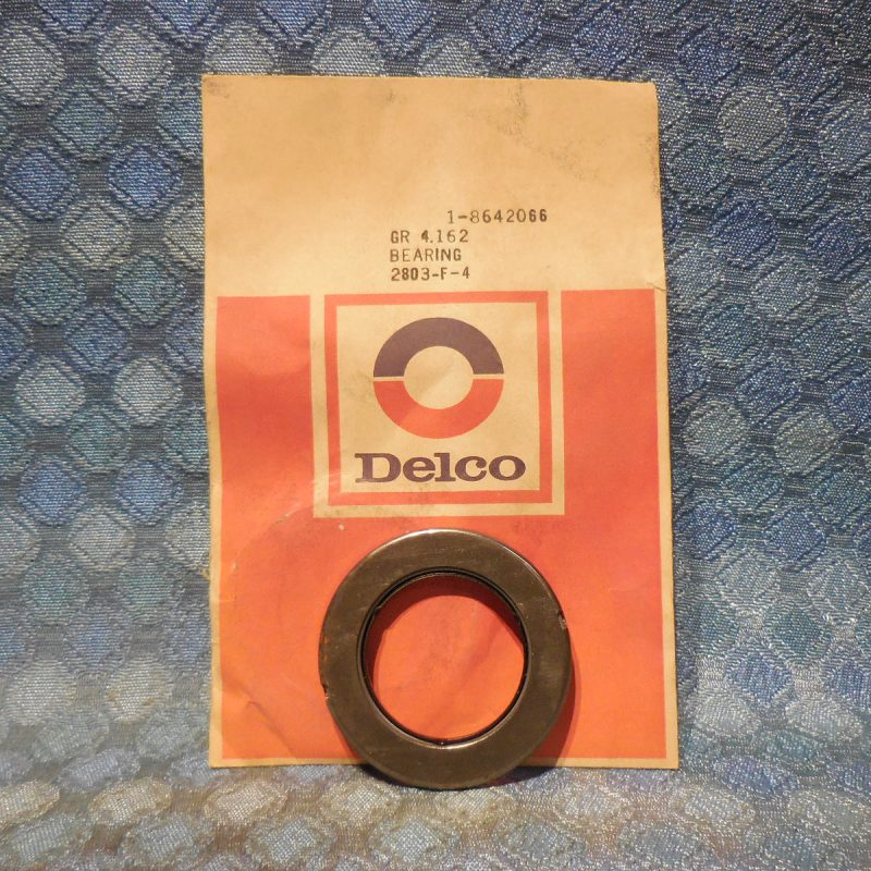 1982-1992 Chevrolet GMC Truck NOS Stator Shaft to Select Washer Bearing #8642066