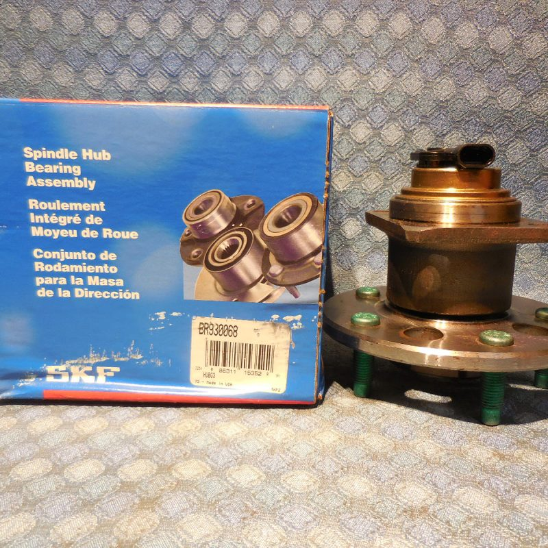 1991-1999 Buick Olds Pontiac Cadillac New SKF Rear Hub Bearing Assembly #BR930068