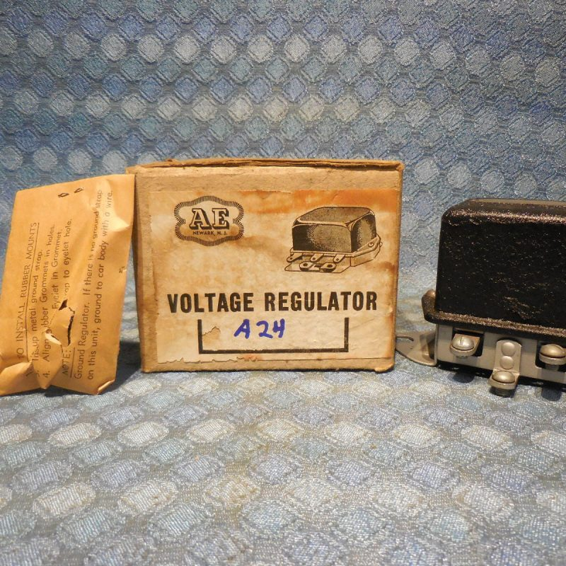 1938-1939 Dodge Plymouth Fargo NORS Voltage Regulator # VRD-4002-B (SEE AD)