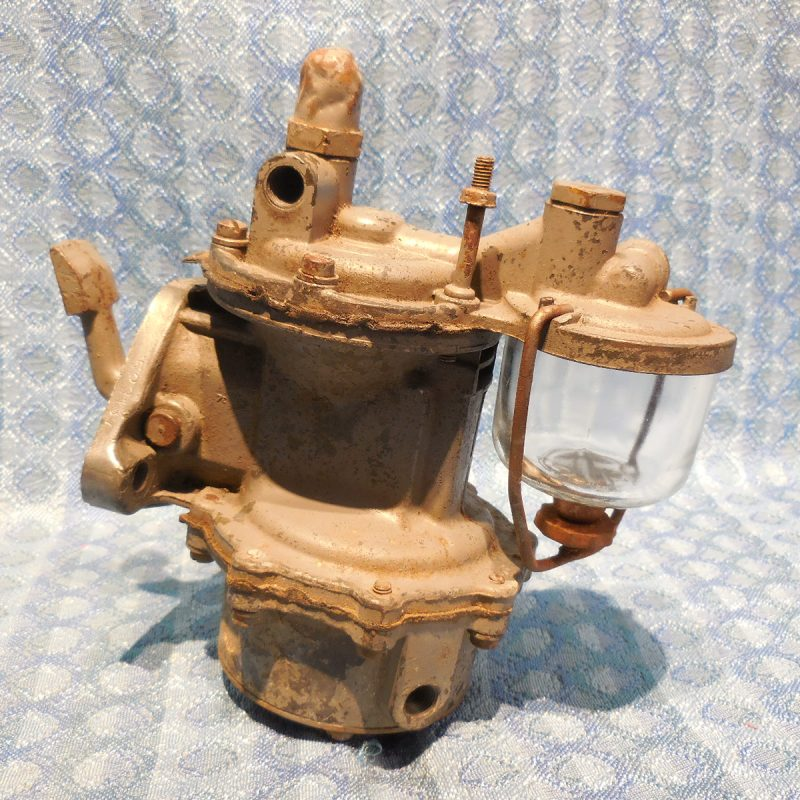 1936 Chrysler 1937 DeSoto 1938 Dodge Plymouth NORS Fuel Vacuum Pump # 436