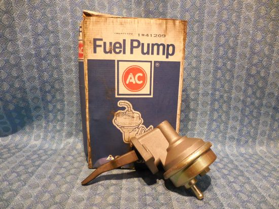 1977-84 GM V6 NOS Fuel Pump Chevy Olds Buick 78 79 80 81 82 83 # 41209 (See Ad)