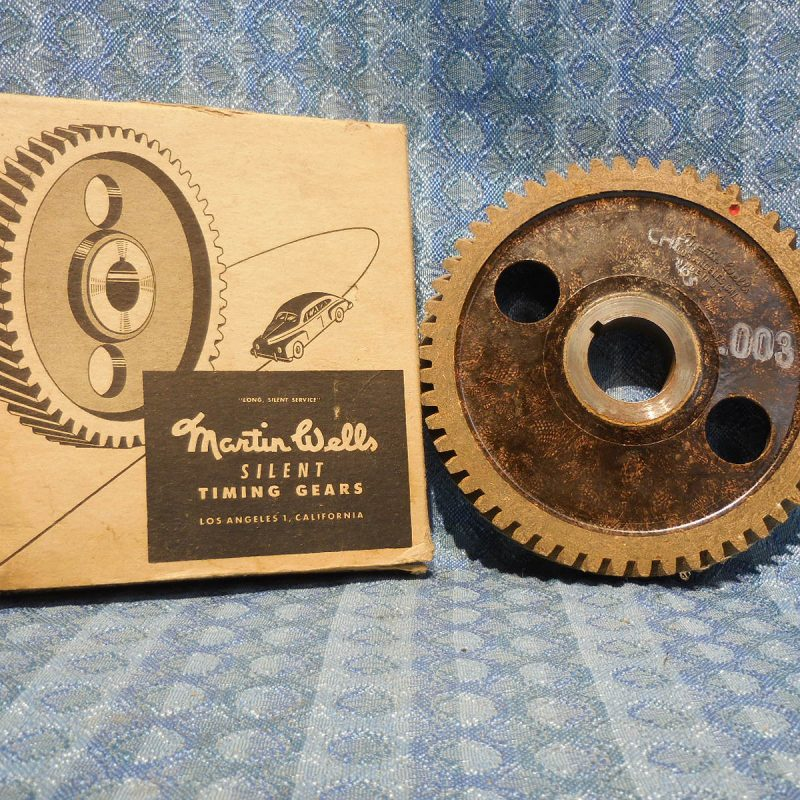 "1933-1936 Chevrolet NORS Fiber Timing Gear .003"" Oversize 1934 1935 # 202"