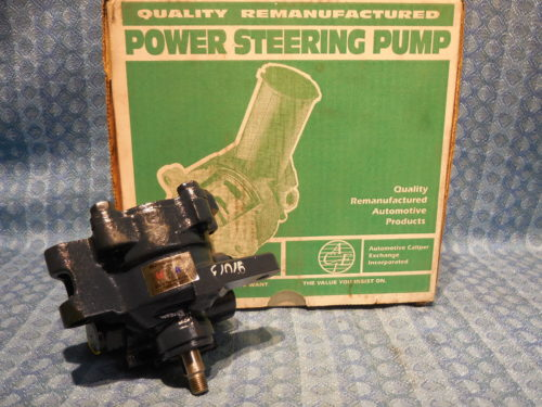 NORS Power Steering Pump #44215 Fits 1983-1986 Toyota Camry 1984 1985