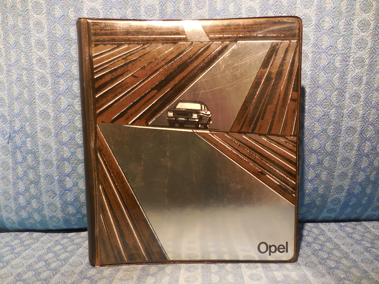 1979 opel original salesman 39 s product information manual nos texas parts llc antique auto parts. Black Bedroom Furniture Sets. Home Design Ideas